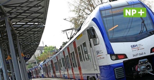 So sehen Hannovers neue S-Bahnen aus