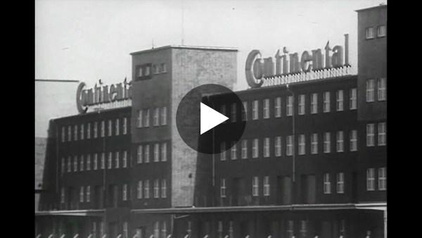 Aus der Geschichte der Conti: Die 50er Jahre
