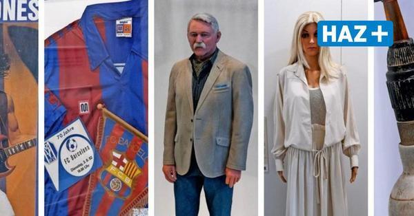 Maradona in Meppen, der Papst in Osnabrück: Wie das Landesmuseum mit kleinen Dingen große Geschichten erzählt