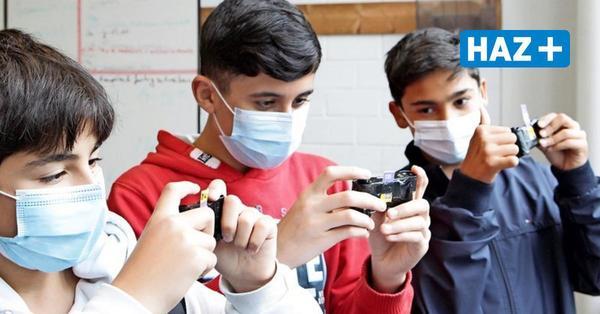 Schulen und Corona: So will die IGS Roderbruch in Hannover Distanz bei Schülern überwinden