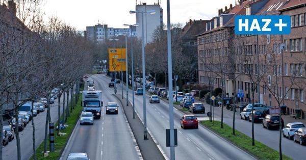 Hannover: Ab Montag gilt Tempo 40 auf Friedrich-Ebert-Straße