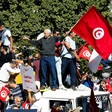 """Al Jazeera English on Twitter: """"Thousands of Tunisians opposing President Kais Saied's seizure of almost total power protest in the capital https://t.co/yBAAI0k7hp… https://t.co/FLXew7ttaZ"""""""