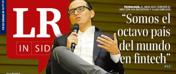 """""""Estudios demuestran que Colombia es el octavo país del mundo en adherencia fintech"""""""