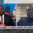 How Sam George tackled CNN journalist over anti-LGBTQ+ bill