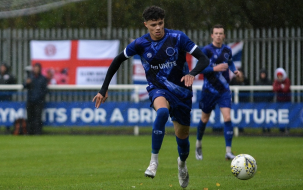 Hanley Town exit the FA Cup after record-breaking run