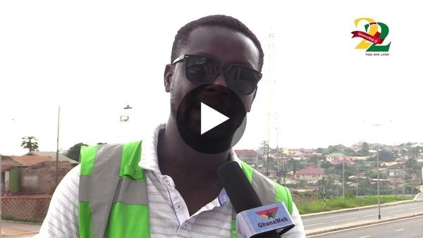 Crash Barrier Theft: Pokuase Interchange contractors suspect scrap dealers