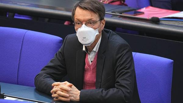 """Karl Lauterbach (SPD): """"Auslaufen der kostenlosen Corona-Tests ist richtig"""""""