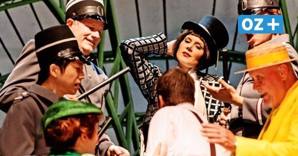Opern-Premiere in Greifswald: Besucher erwarten fantastische Stimmen und Spannung wie im Krimi