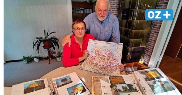 Aus Liebe zur Heimat: Richtenberger Paar hat jedes Dorf in Nordvorpommern besucht