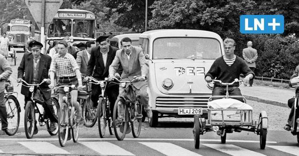 """Lübeck und die """"wilden"""" 1960er Jahre in 350 Bildern eingefangen"""
