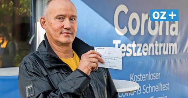 Erster Tag mit kostenpflichtigen Corona-Tests in Rostock: Das sind die Reaktionen
