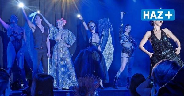 """Einlass ab 18: Das macht die Burlesqueshow """"Velvet Moon"""" in der Faust so reizvoll"""