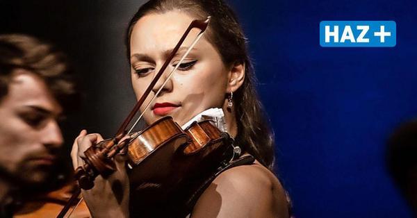 MariaIoudenitch gewinnt Joseph-Joachim-Violinwettbewerb in Hannover