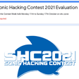 Sonic Hacking Contest 2021 Evaluation