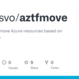 aristosvo/aztfmove - Simple tool to move Azure resources based on Terraform state
