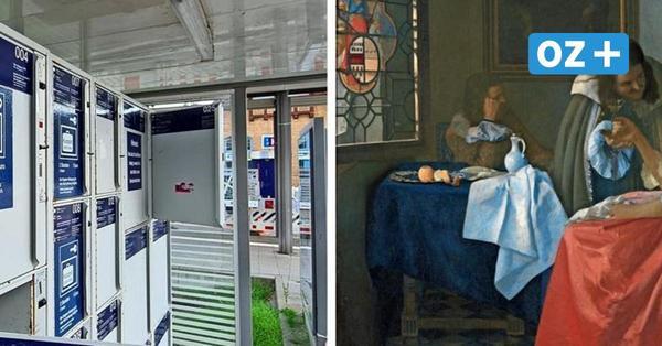 Warnemünde: 16 barocke Gemälde in Schließfach entdeckt – das steckt dahinter
