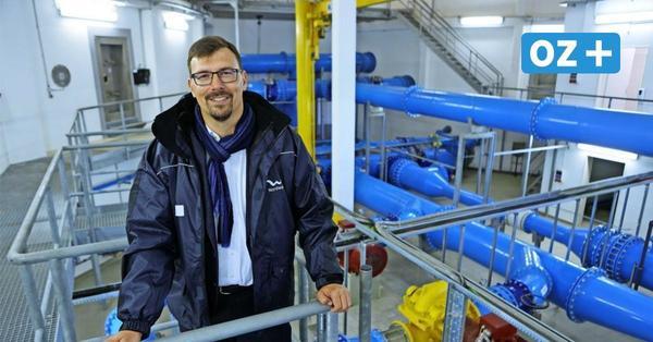 Rostock: So sichert ein neuer Speicher in Biestow die Versorgung mit Trinkwasser