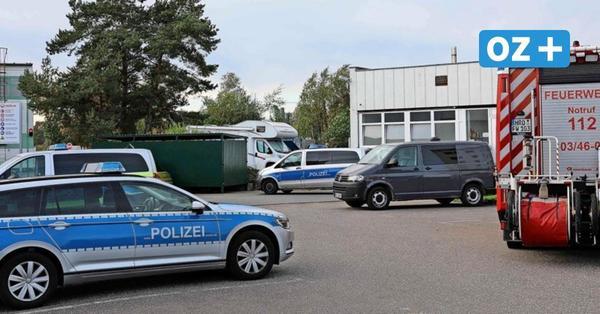 Rostock-Dierkow: Mehrere Kilo Drogen in Wohnung gefunden – Feuerwehr muss Wände einreißen