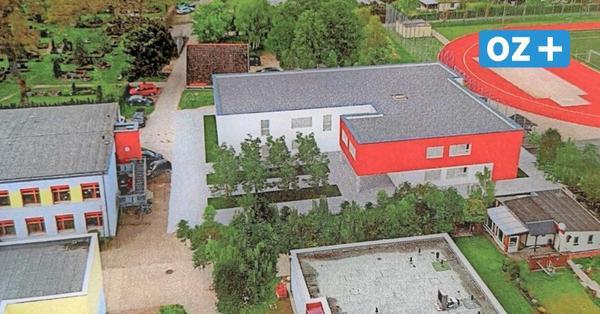 Erster Entwurf: So könnte das neue Schulgebäude in Rethwisch aussehen