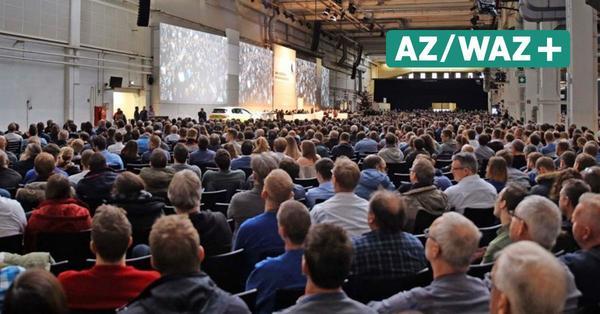 Betriebsversammlung im VW-Werk Wolfsburg steigt am 4. November