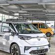 Autonome Shuttles, bidirektionales Laden und Co.: Das zeigt VW auf dem Branchenkongress