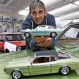 1:18: Modellbaufirma bringt Ford-Klassiker eines Wolfsburgers auf den Markt