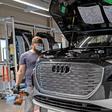 VW-Werk Zwickau ist Audis größte E-Autofabrik