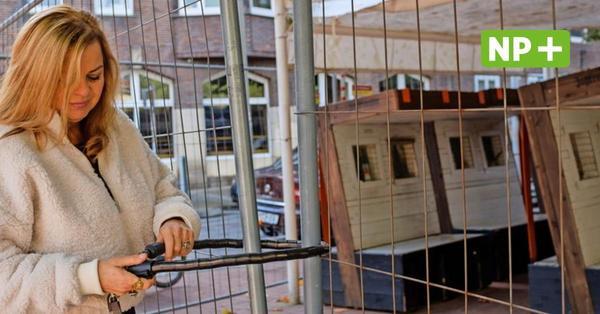 Hannover: Sorge vor Vandalismus - ums Lokal 11A steht jetzt ein Bauzaun