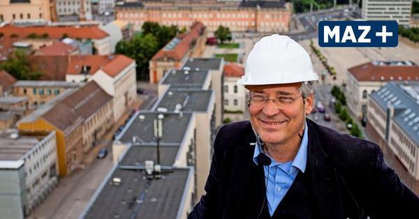 Architekt des Garnisonkirchturms plant fürs Mittelschiff