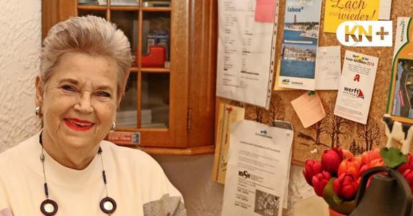 Hanne Löfgen vom Hotel Runge in Kiel: 80 Jahre und immer noch Chefin