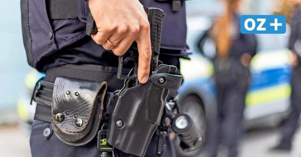Neue Details zum Feuerdrama in Neubrandenburg: Polizist soll Frau angezündet haben