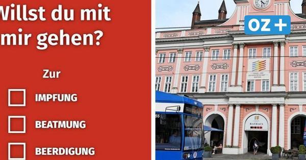"""Rostock verstört mit Instagram-Werbung für Corona-Impfung: """"makaber"""" oder """"peinlich""""?"""