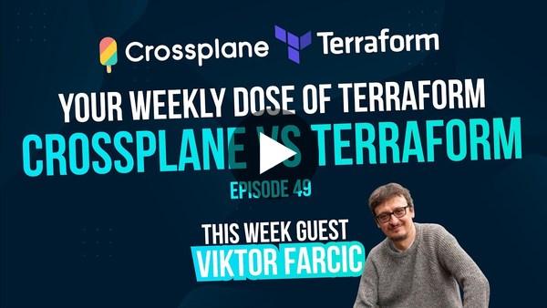 Crossplane vs Terraform