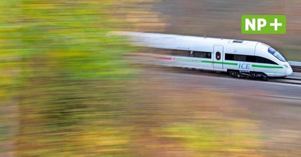 Deutsche Bahn sucht in drei Korridoren nach Trasse zwischen Hannover und Hamburg - DB - Zug - Verkehr