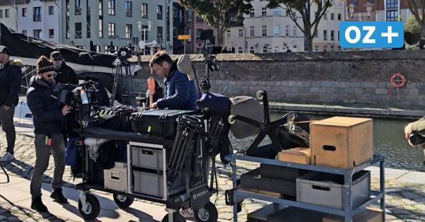 Filmteam zu Gast in Stralsund: Darum geht es bei den Dreharbeiten