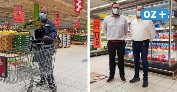 Kaufland statt Real im Greifswalder Elisenpark:So sieht der neue Supermarkt aus
