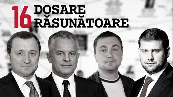 16 dosare răsunătoare ale politicii moldovenești. Cine sunt foștii demnitari găsiți nevinovați, eliberați înainte de termen sau dați de ani buni în căutare (INFOGRAFIC)