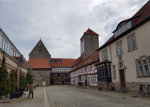 Die Domäne Marienburg gehört heute zur Universität Hildesheim. (Foto: Bernd Haase)
