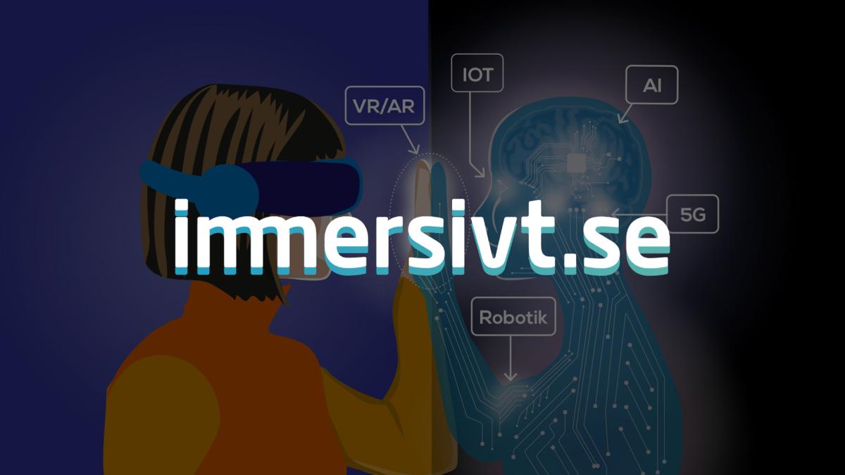 Immersivt: Nyhetsbrev om VR/AR