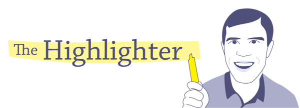 The Highlighter - Mark Isero