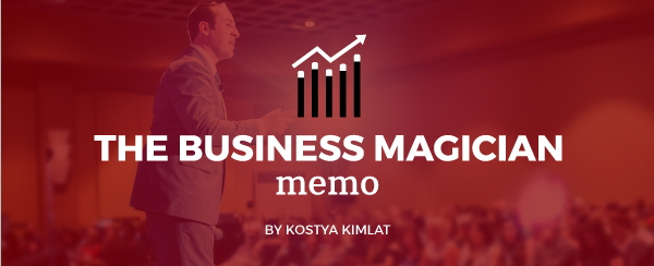The Business Magician Memo