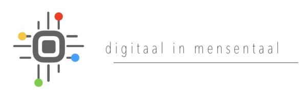 Digitaal in mensentaal