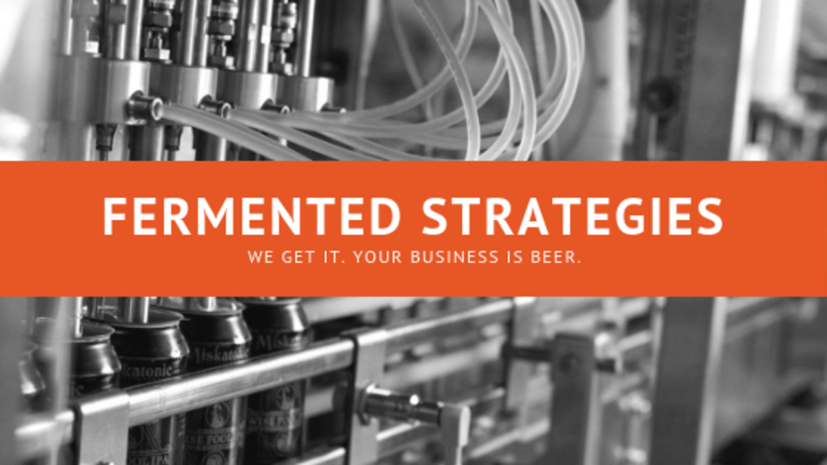 Fermented Strategies - Craft Brewing Industry Newsletter