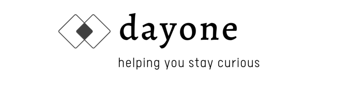 dayone - helping you stay curious