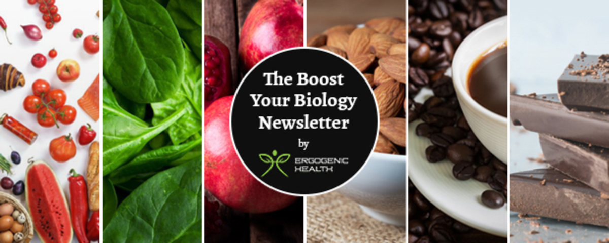 Boost Your Biology Newsletter - By Ergogenic Health