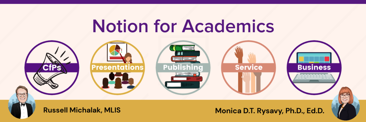 Notion for Academics