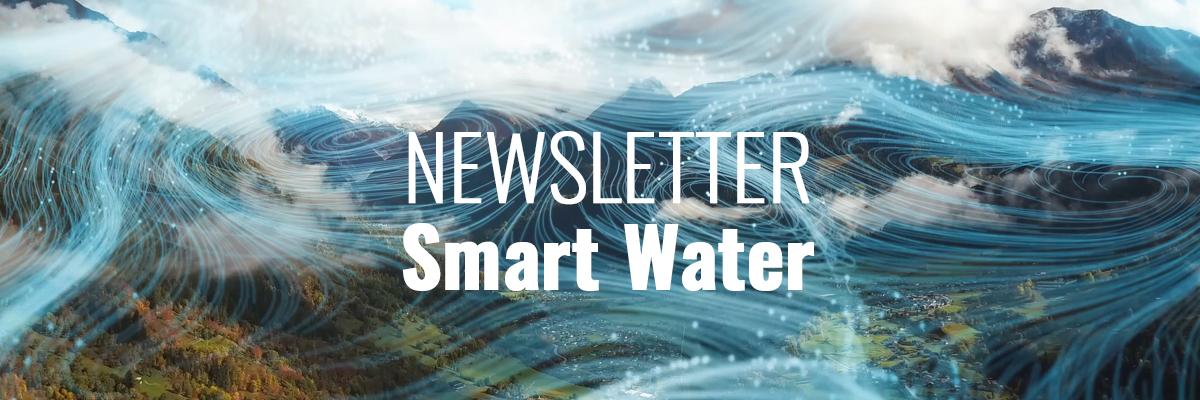 Toute l'actu sur la gestion intelligente de l'eau / Alle Nachrichten über intelligentes Wassermanagement