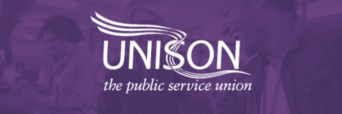 News from UNISON - the UK's largest union