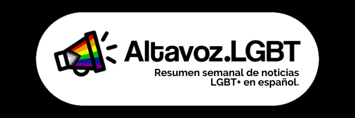 Altavoz LGBT+