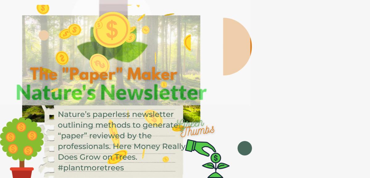Nature's Newsletter